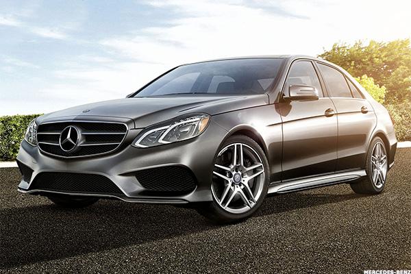 Top 10 Most Stolen Luxury Cars