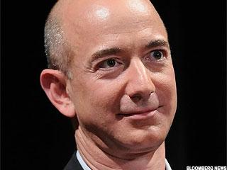 Amazon CEO Jeff Bezos Is the Everything Man