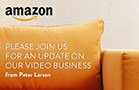 Amazon Set to Debut Streaming Product Next Week