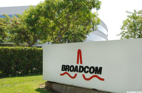 Broadcom stock options scandal