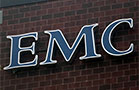 EMC Beats Estimate but Shares Slide on Weak Guidance