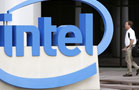 Intel Rises on Bottom Line Beat