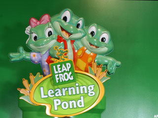 Leap Frog Frogalicious Foods Wipe-Off Mat! What a fun way to learn all about the different food groups. This board is 2-sided and measures approximately 20″ Long by 11″ Wide. UPC coded.