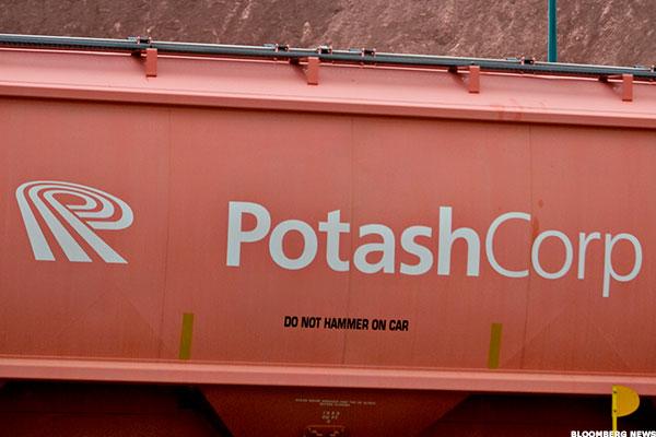 Potash corp stock options
