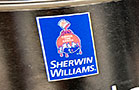 Sherwin-Williams Paints the Town Green