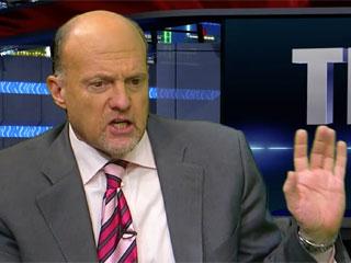 Jim Cramer's 6 Stocks in 60 Seconds: KMP HUM JPM NBR MTW UNP (Update 1)