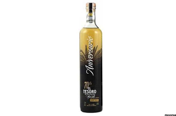 El Tesoro 70th Aniversario Tequila