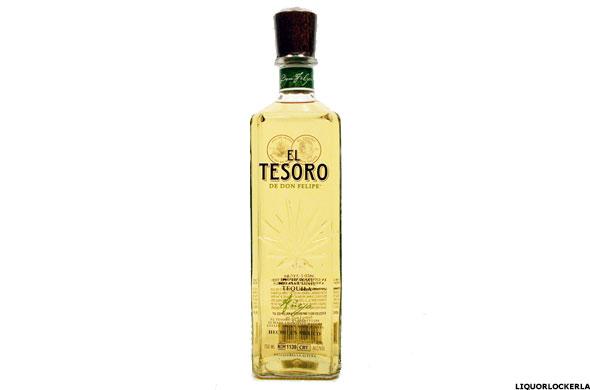El Tesoro Tequila Anejo