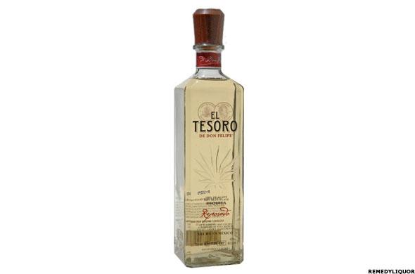 El Tesoro Tequila Resposado