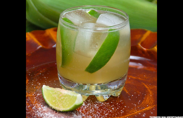 Tequila Drink #7:  Gypsy Girl
