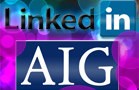 AIG: Like LinkedIn ... Without the Upside