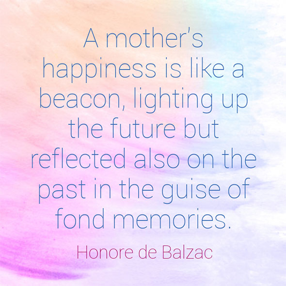 10 Inspirational Quotes To Show Mom How Much You Care