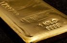 Spot Gold Prices Show Gains