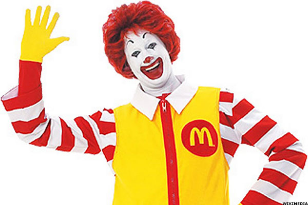 Can TV Commercial Icon Ronald McDonald Save the Golden Arches ...: www.thestreet.com/story/12947525/1/can-tv-commercial-icon-ronald...