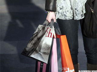 Retailers Try to Break Consumers' New Saving Habits