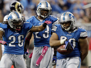 Detroit Among 3 Nfl Blackouts In Week 8 Thestreet