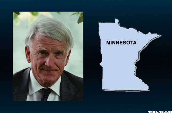 Sixth image of 25 Richest People In Minnesota with Make Millions Trading Stocks: The Billionaire Among Us ...