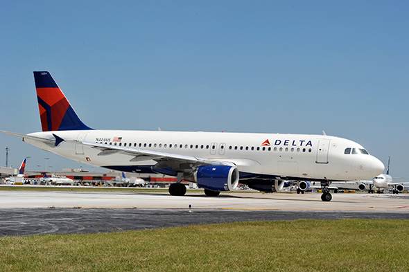 Delta Boosts Order For The Newly Stylish Airbus A321