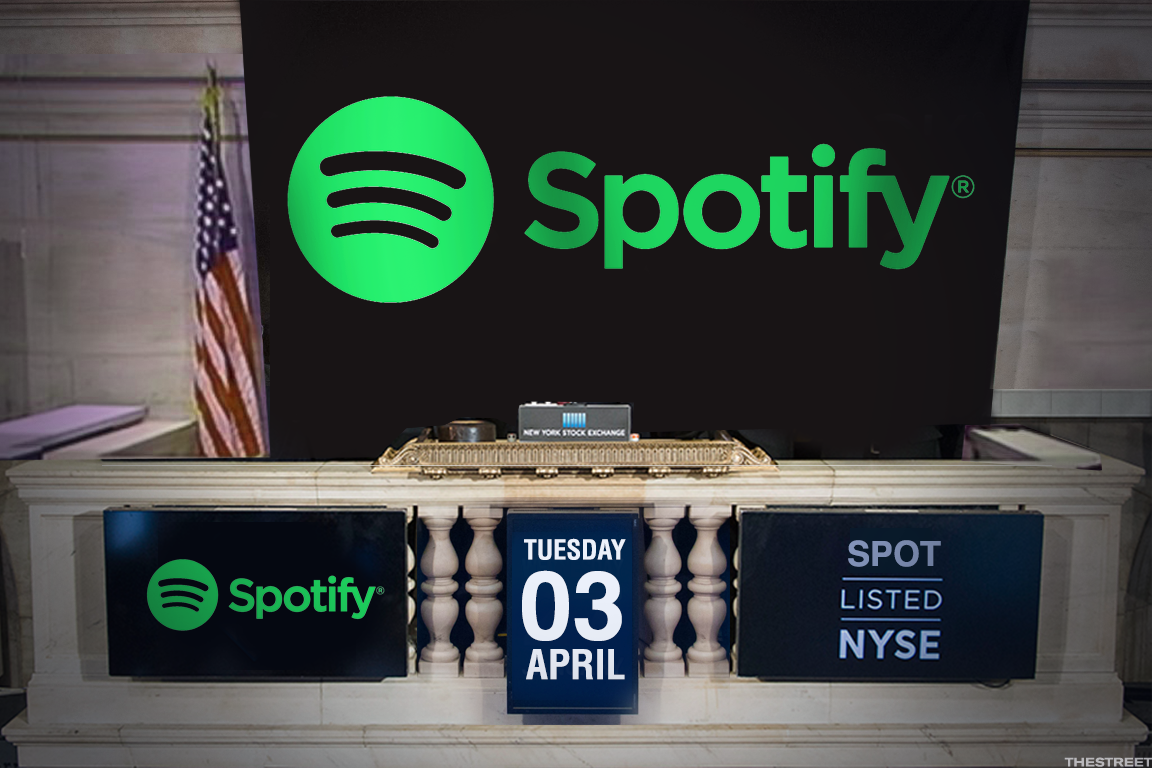 Could Spotify Be Next On Amazons Wish List Thestreet