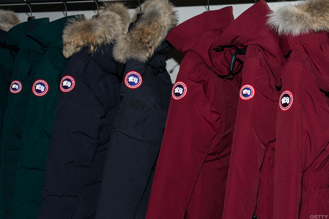Canada Goose Ceo The Whole Year Has Been Exhilarating Thestreet