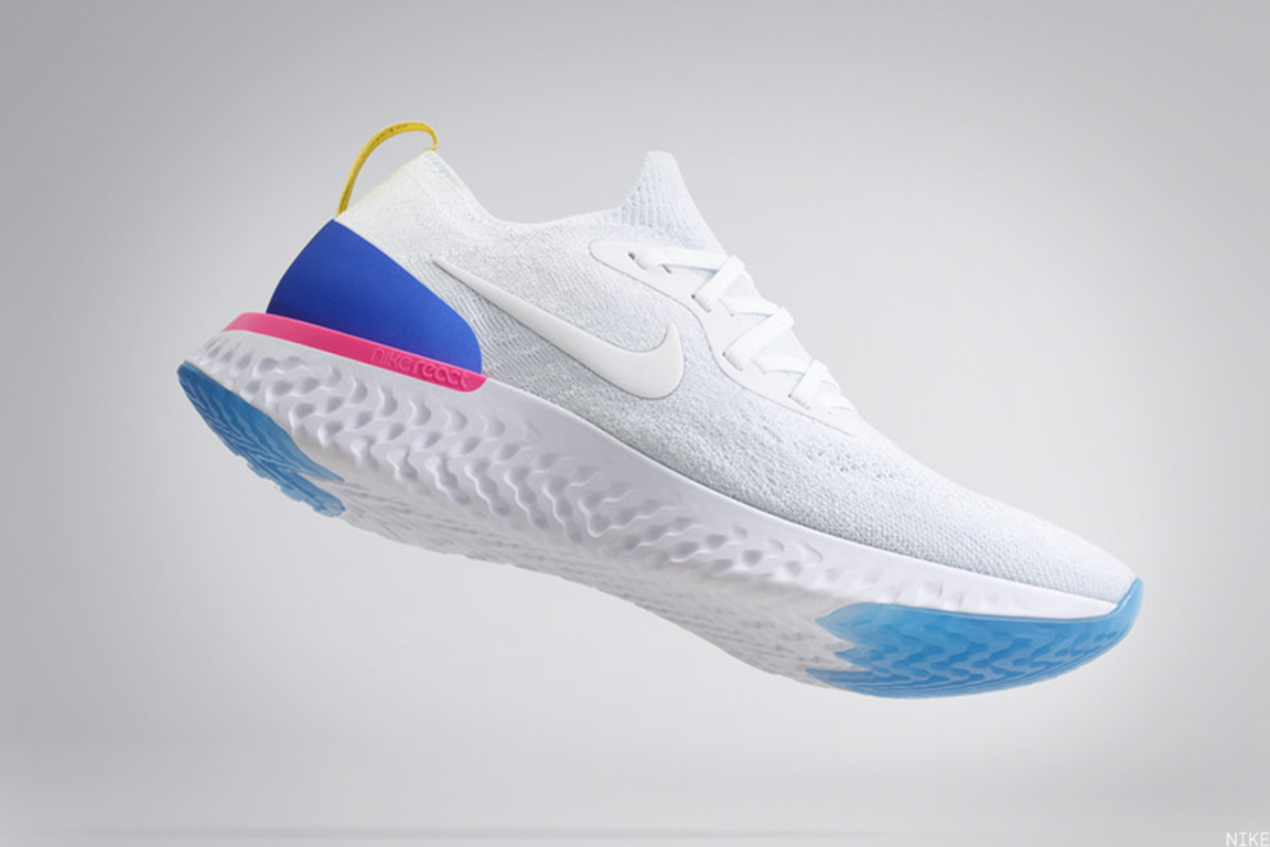 66fc94a986eb Nike s New Sneaker Gives It a Key Edge Over Rivals - TheStreet