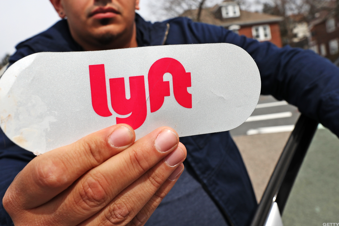Ride-Sharing Company Lyft Files For Initial Public