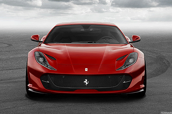 Ferrari Boss Says SUV Will