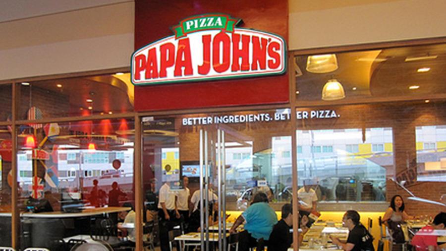 papa john s marketing mix