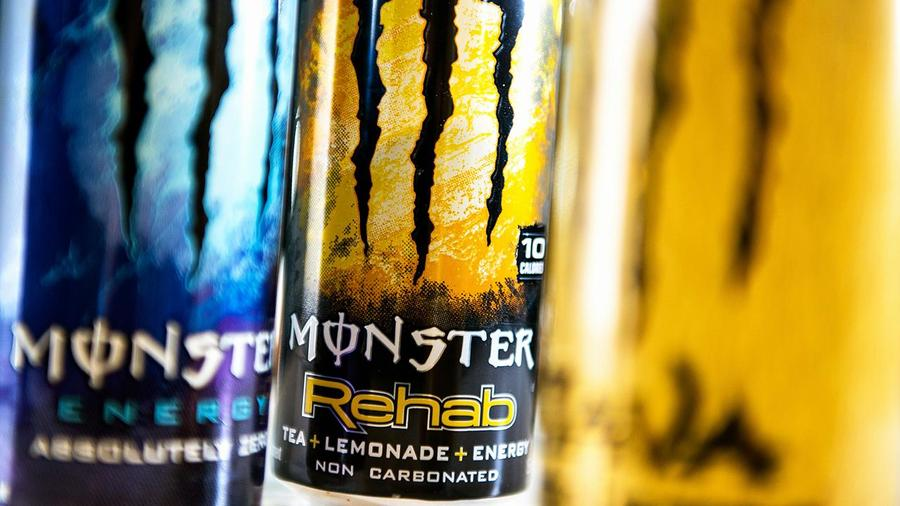 How Much Caffeine Does Monster Energy Drink, Red Bull, 5 Hour Energy ...