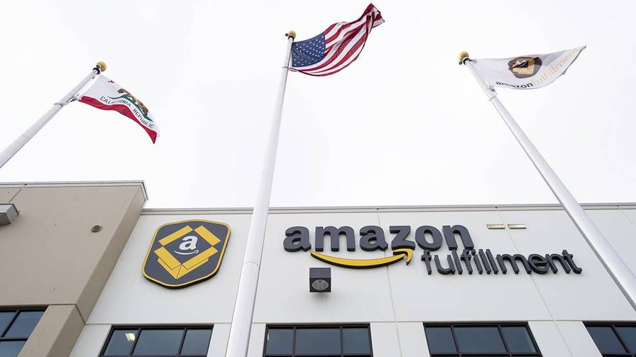 Amazon Shares Tumble After Q4 Earnings Miss