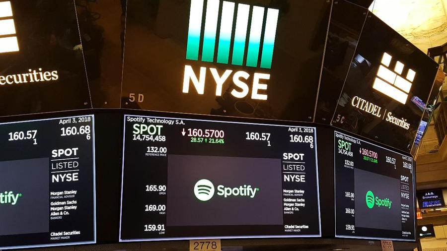 Seaport Securities Founder Ted Weisberg On Spotify Ipo
