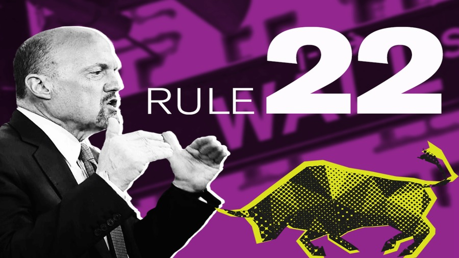 Jim Cramer's Investing Rule 22: Wait 30 Days After Warnings