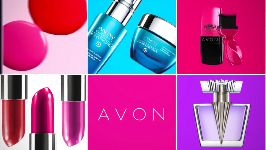 avon products china entry