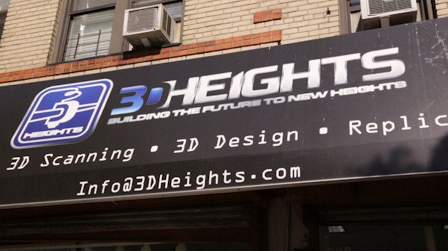'3D Heights' Offers First Corner Store Approach to 3D Printing