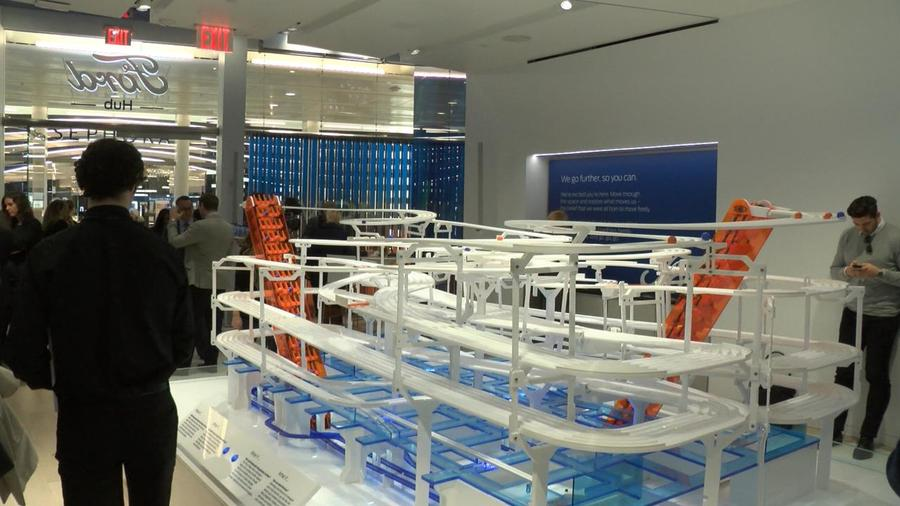 Ford Opens a Futuristic Interactive Hub in Lower Manhattan