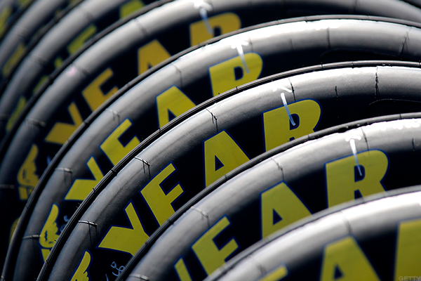 The Goodyear Tire & Rubber Company (GT) Shares Bought by Tredje AP fonden