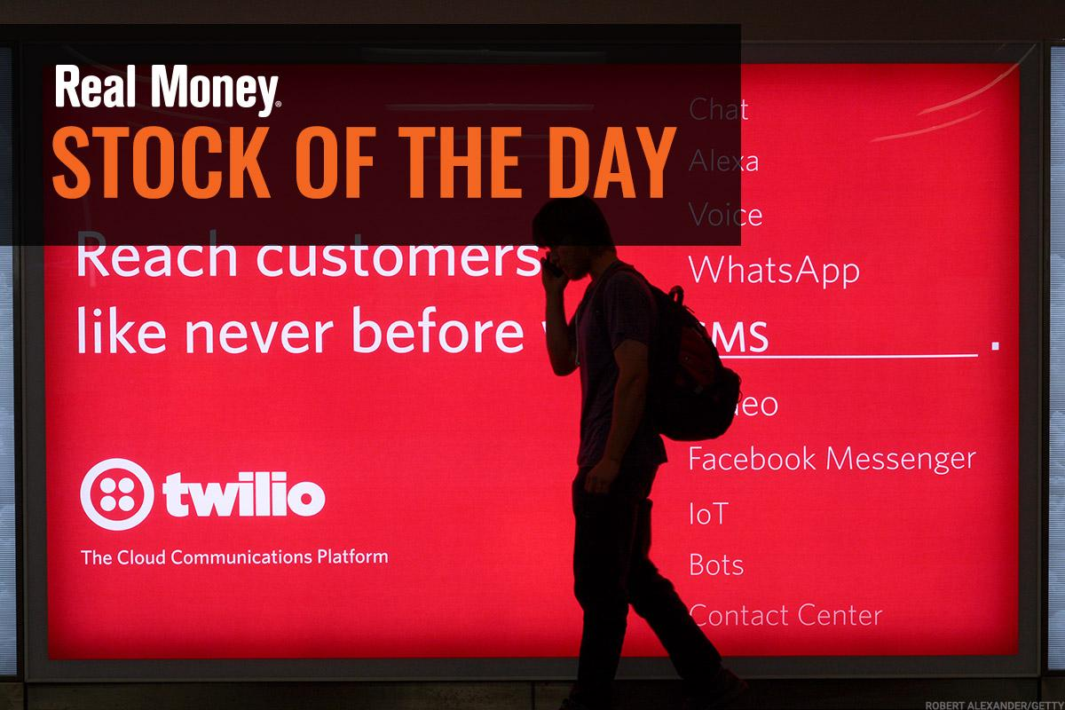 Here's Why Twilio Stock Is Crushing It - RealMoney