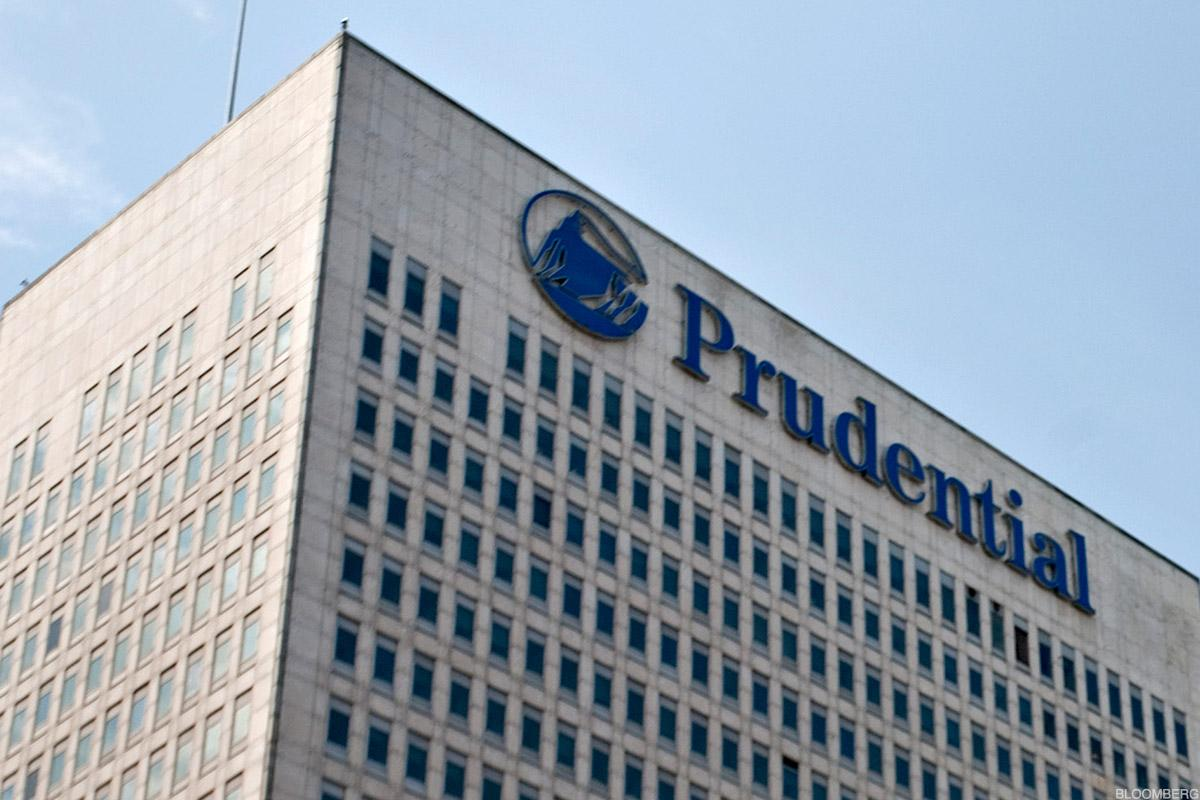 Prudential Financial Gains After Us Says Its Not Systemically