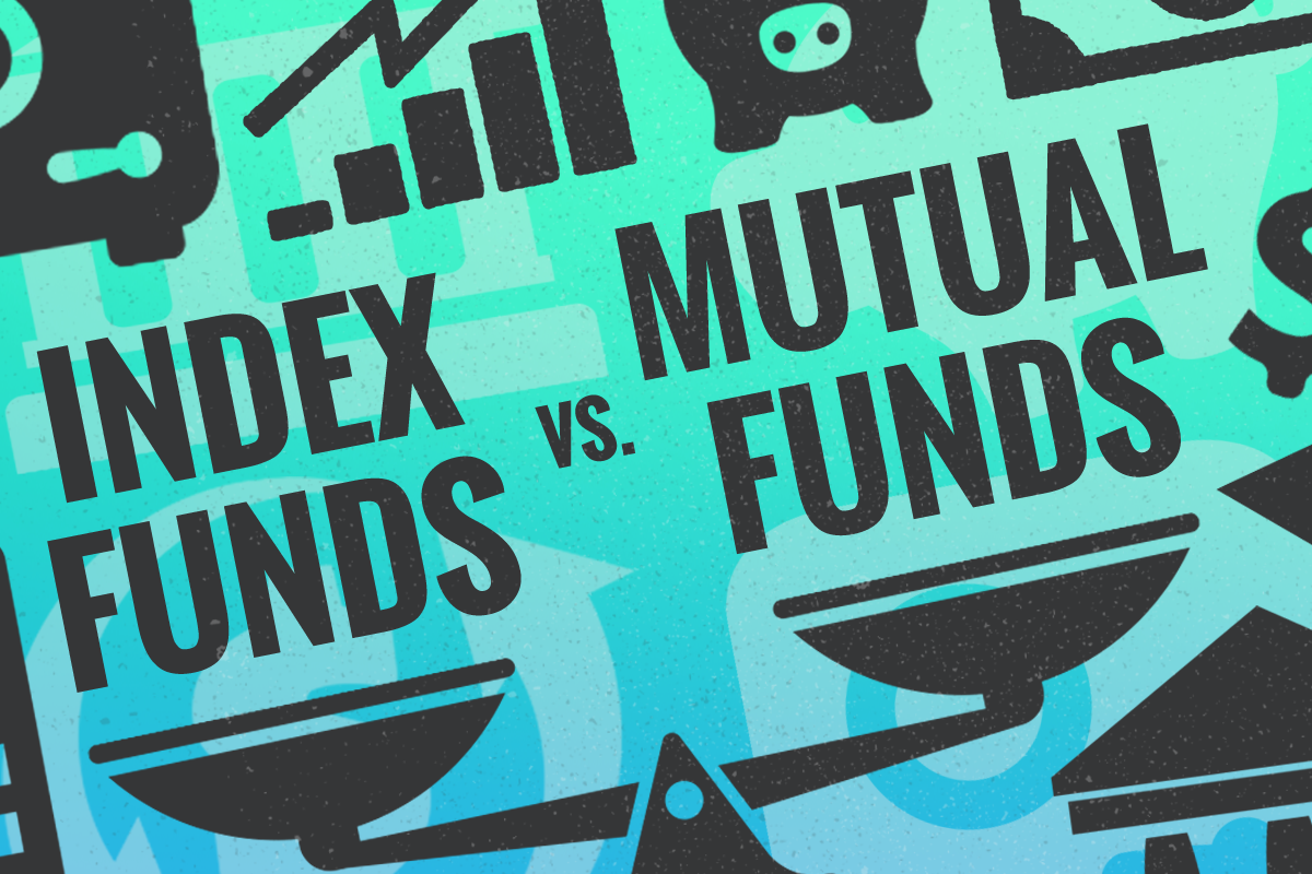 Index Funds vs  Mutual Funds: Which Should You Choose in 2019