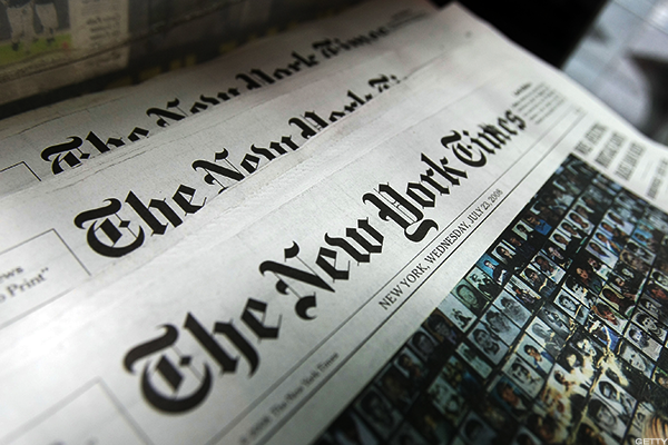 This Timeline of Layoffs and Buyouts at the New York Times