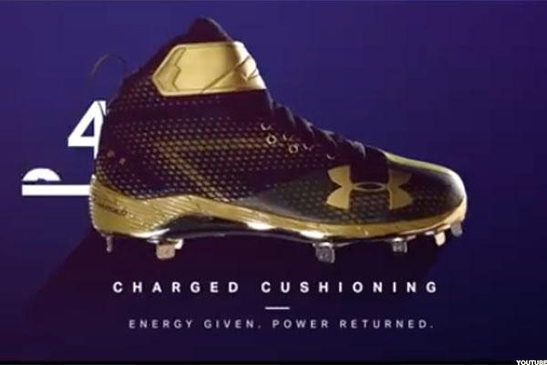 8367f296eadf Under Armour Fights Nike With Its Own Playbook. Under Armour's new ad  campaign with Bryce Harper ...