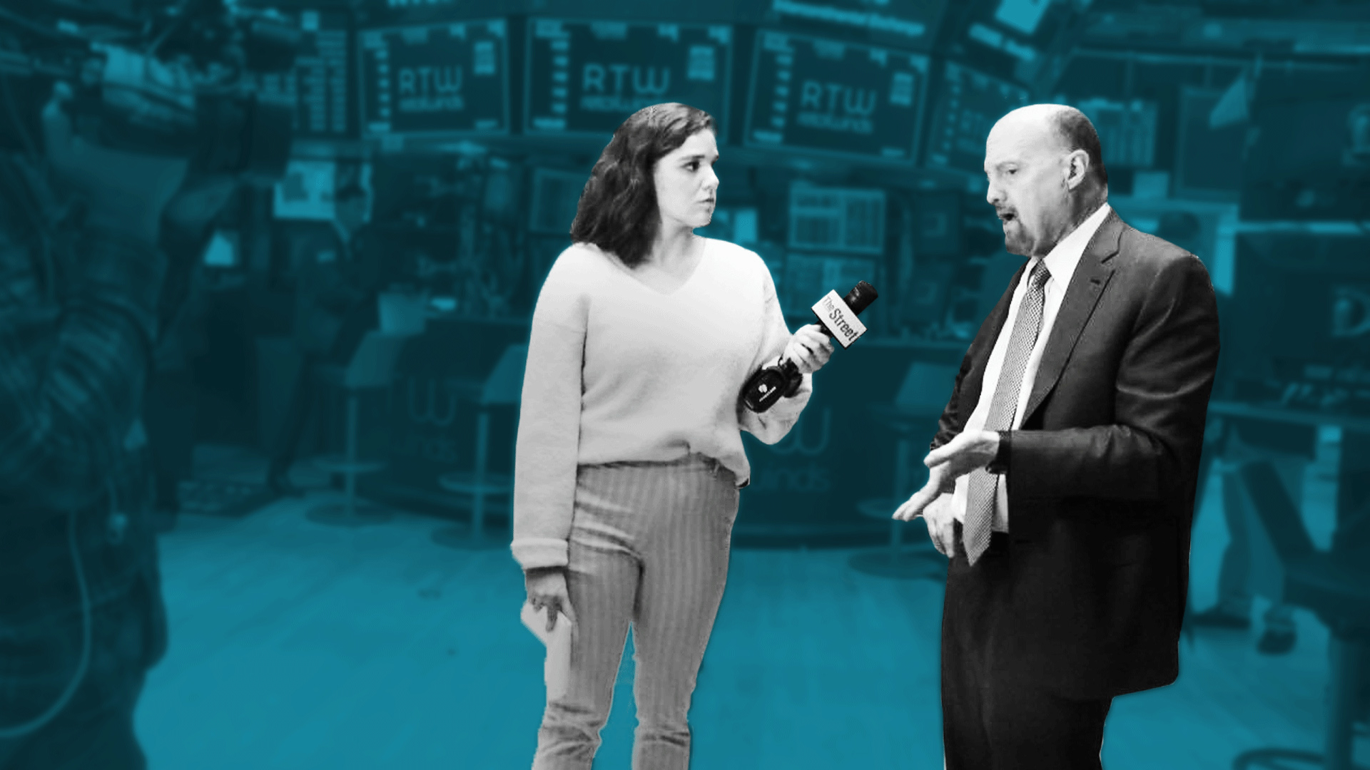 Why Jim Cramer's Watching the Markets, Tesla and Dave & Busters
