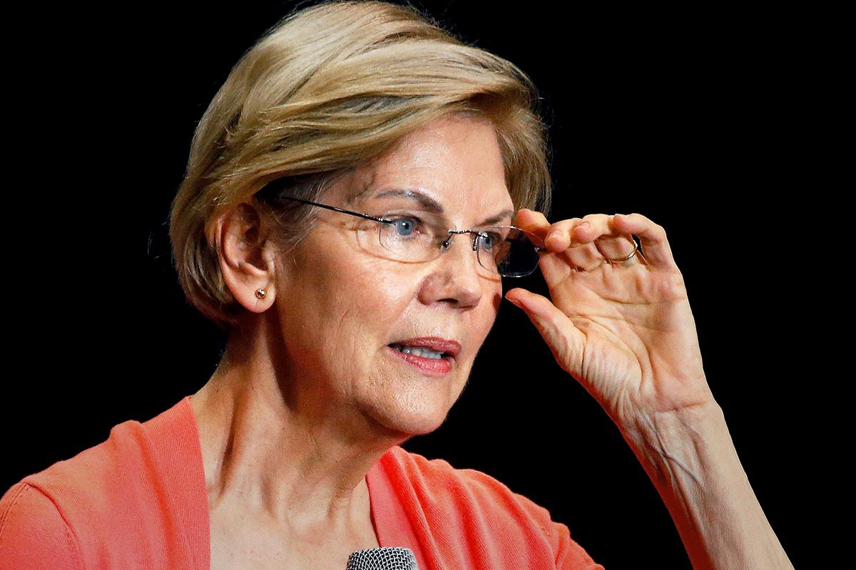 Jim Cramer on Elizabeth Warren and Banks: `I Believe In Radical Transparency`