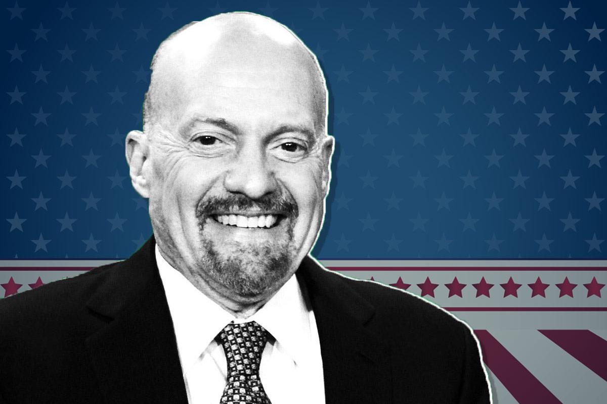 `I Feel Blessed to Pay More Taxes,` Says Jim Cramer