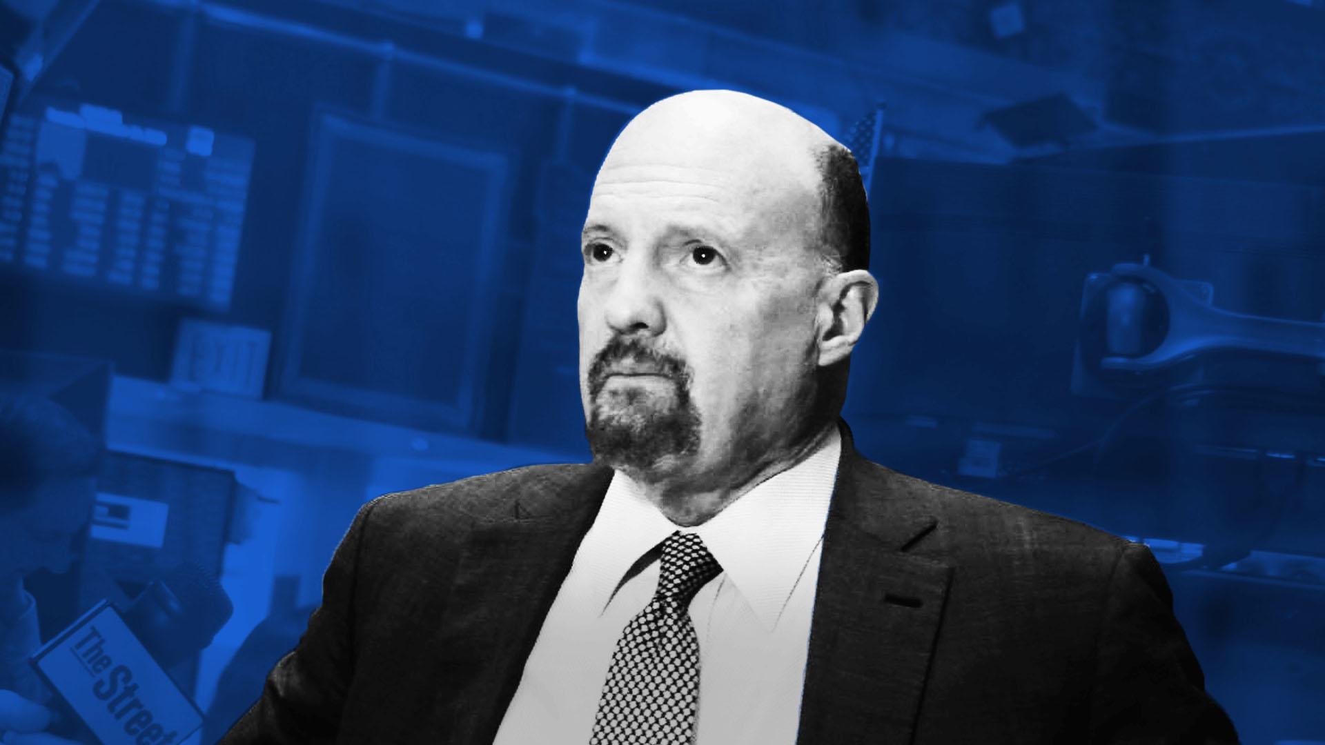 Let's Talk Stocks: Jim Cramer on Salesforce, Halliburton, Uber and Peloton