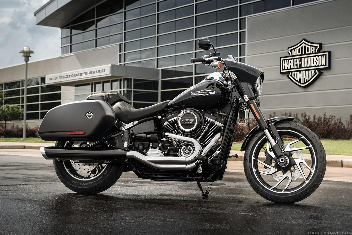 Harley-Davidson Was in Trouble Long Before the Current Trade Issues -  RealMoney