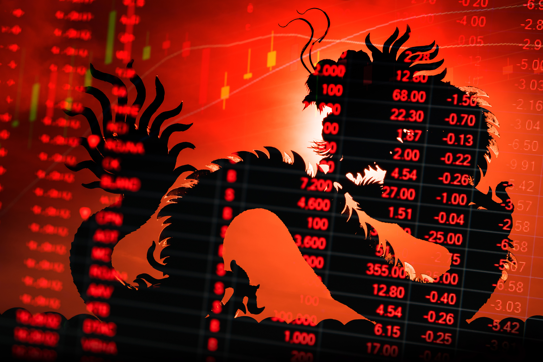 China Has a Fresh $7.2 Trillion Problem That Could Spook Markets