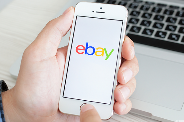 EBay reports in line Q2 results