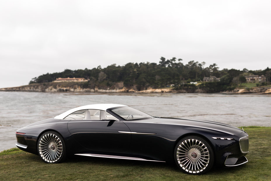 5 Game Changing Mercedes Benz Cars Besides Its New 20 Foot Luxury