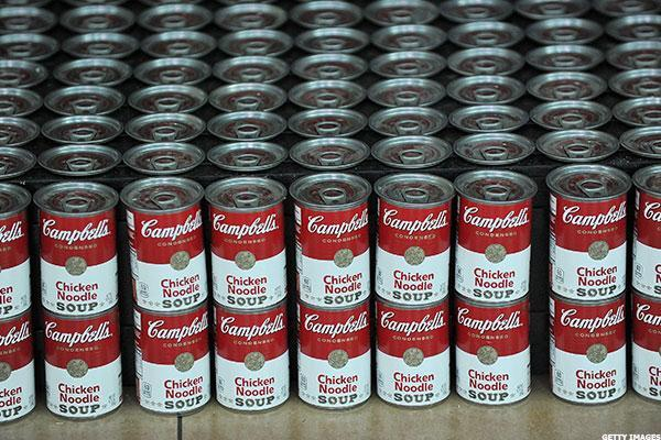 Campbell Soup falters with push into fresh foods